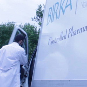 Successfully completed new share issue in Birka BioStorage